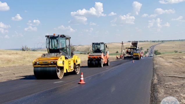 Восстановление республиканских дорог1