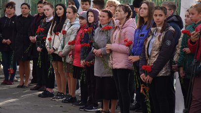 Звонок для ангелов Донбасса1